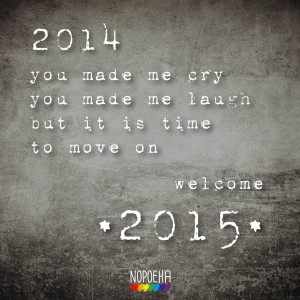 welcome 2015 nopoeha