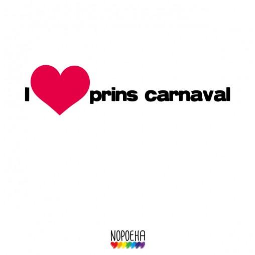 I love prins carnaval