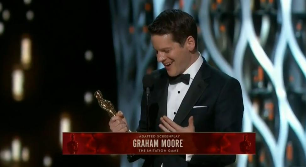 Graham Moore oscar